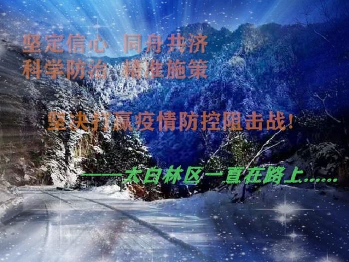 优德88 ios局党委副书记、纪委书记杨应科在卧龙寺 督导检查疫情防控工作